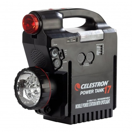 Celestron PowerTank 17, 12v 17Ah