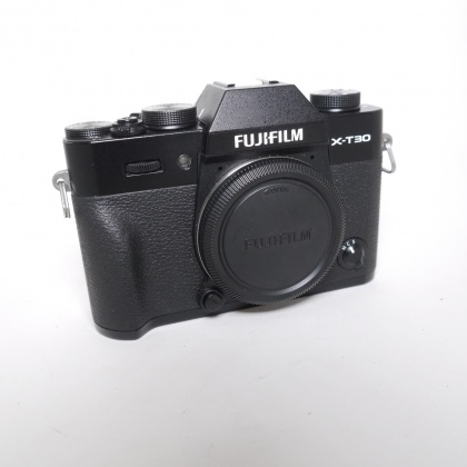 Used Fujifilm X-T30 body
