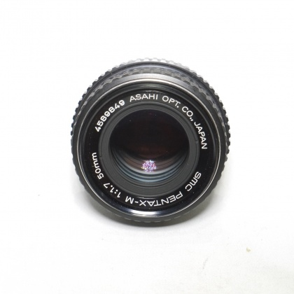 Used Pentax 50mm f1.7 SMC