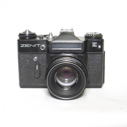 Used Zenith E with 58mm f2