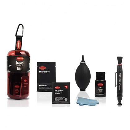 Hahnel 6 in 1 Camera Cleaning Kit