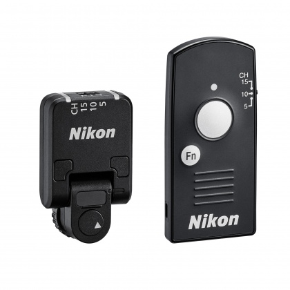 Nikon WR-R11a/WRT10 Wireless Remote Set for Z 6 II