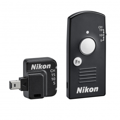 Nikon WR-R11b/WR-T0 Wireless Remote Set for Z 7 II