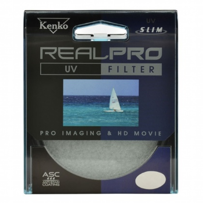 Kenko 49mm Realpro MC UV Filter