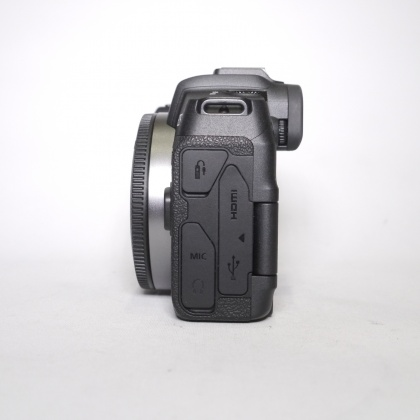Used Canon EOS RP with EF Mount adapter