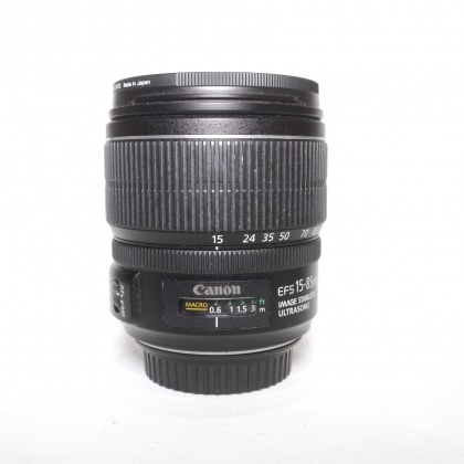 Used Canon EF-S 15-85mm IS USM f3.5-5.6