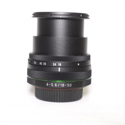 Used Pentax SMC 18-50mm f4-5.6 DC WR RE