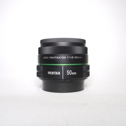 Used Pentax SMC DA 50mm f1.8