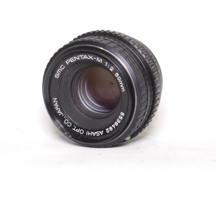 Used Pentax 50mm SMC f2