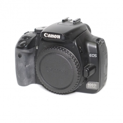 Used Canon EOS 400D Body