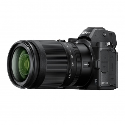 Nikon Z5 Full-frame mirrorless camera with 24-200mm f4-6.3 VR lens