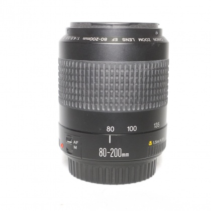Used Canon EF 80-200mm f4.5-5.6