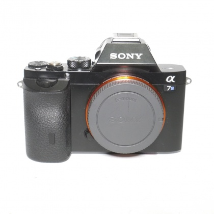 Used Sony Alpha A7s Body