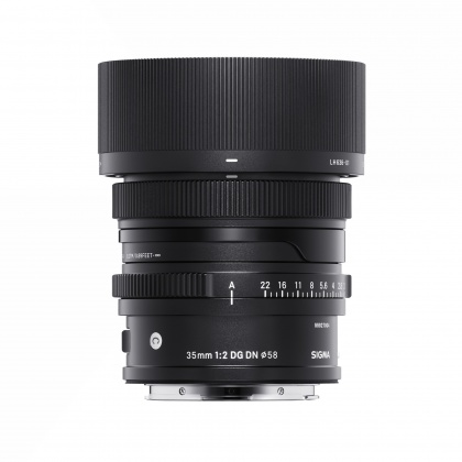 Sigma 35mm f2 DG DN I C for Sony FE