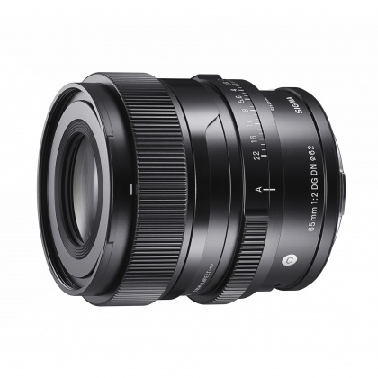 Sigma 65mm f2 DG DN I C for Sony FE