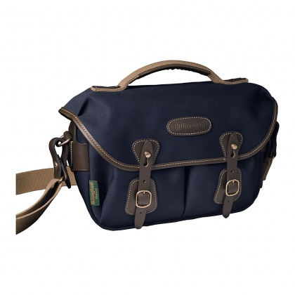 Billingham Hadley Small Pro, Navy/Chocolate