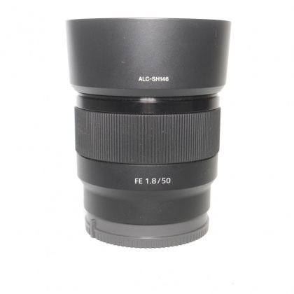 Used Sony FE 50mm f1.8