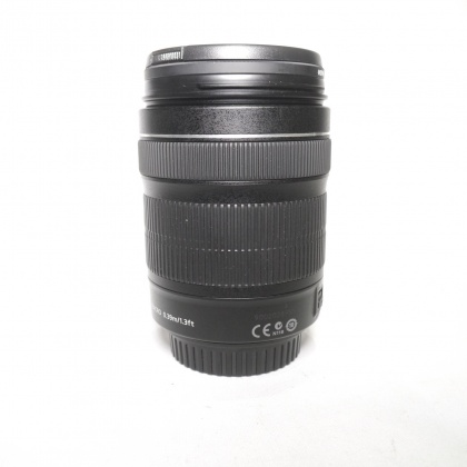 Used Canon EF-S 18-135mm IS f3.5-5.6