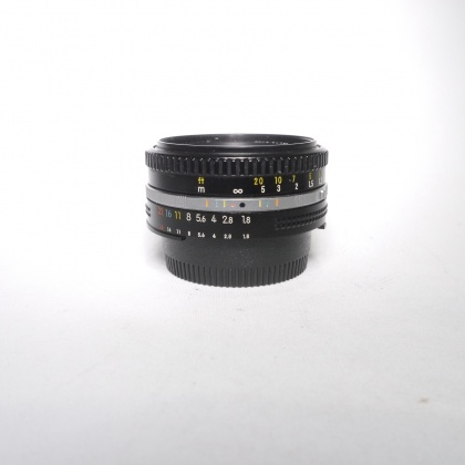 Used Nikon 50mm f1.8 MF