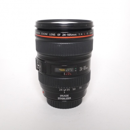 Used Canon EF 24-105mm F4 L IS USM