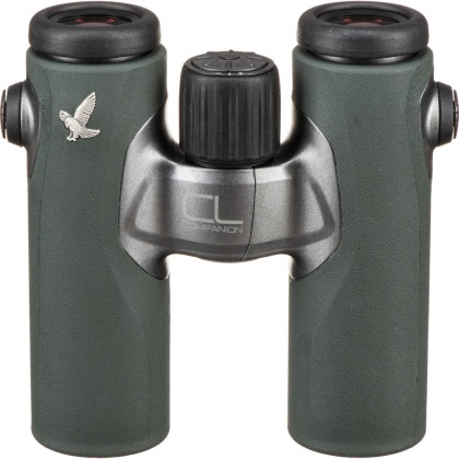 Swarovski 10x30 CL Companion Binoculars, Green with Wild Nature Pack