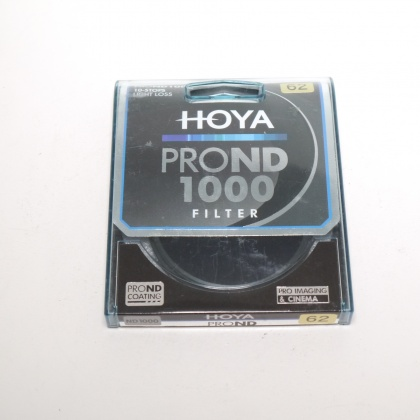 Used Hoya PRO ND1000 10 Stop filter 82mm