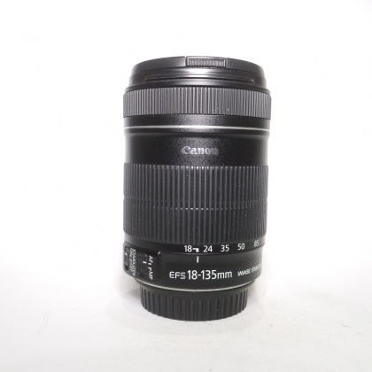 Used Canon  EF-S 18-135mm f3.5-5.6 IS