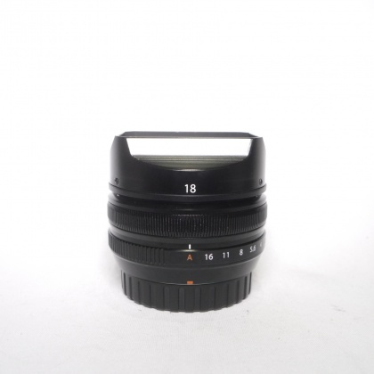 Used Fujifilm 18mm f2