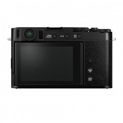 Fujifilm X-E4 Camera Body Only, Black, Pre-order deposit