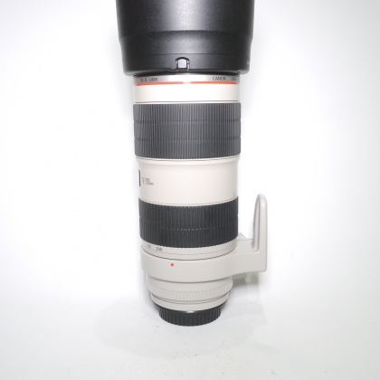 Used Canon EF 70-200mm f2.8L IS II USM lens