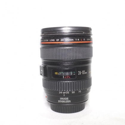 Used Canon EF 24-105mm f4L IS USM Lens