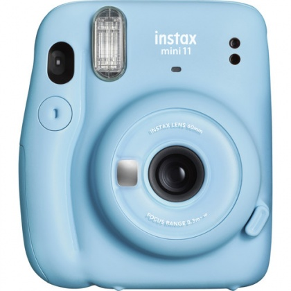 Fujifilm Instax Mini 11 Sky Blue Camera
