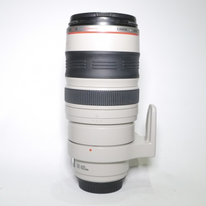 Used Canon EF 100-400mm f4.5-5.6 L IS lens