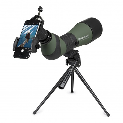 Celestron LandScout 20-60x80mm Scope Kit with Tripod and Phone Adapter