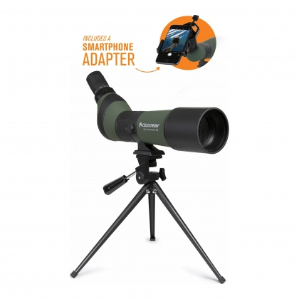 Celestron LandScout 20-60x65mm Scope Kit with Tripod and Phone Adapter