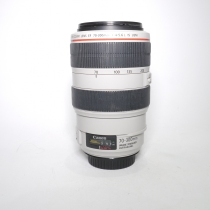 Used Canon EF 70-300m f4-5.6L IS USM lens
