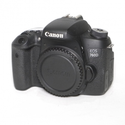 Used Canon EOS 760D DSLR Body