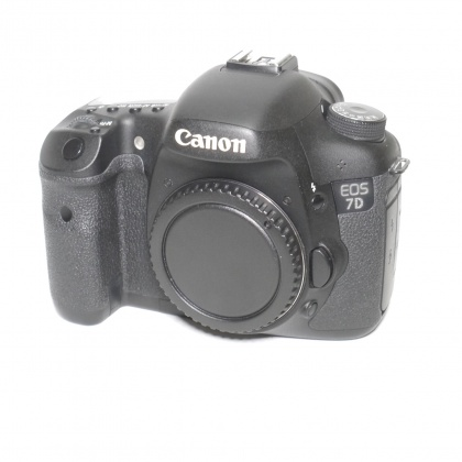 Used Canon EOS 7D DSLR Body