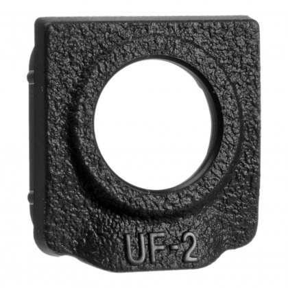 Nikon UF-2 connector cover for stereo mini plug