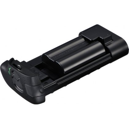 Nikon MS-D12EN lith-ion battery holder