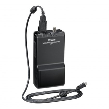 Nikon WT-4B W-LAN Adapter set
