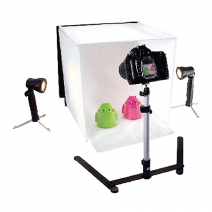 Konig Studio 10 - Portable Photo Studio kit