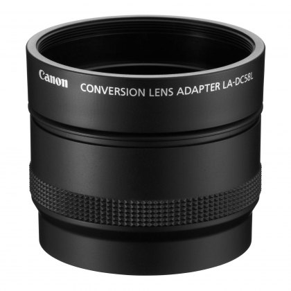 Canon Conversion Lens Adapter, LA-DC58L