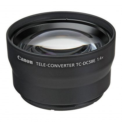 Canon Tele Conversion Lens, TC-DC58E