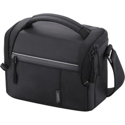 Sony LCS-SL10B compact camera case
