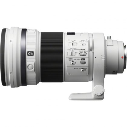 Sony DSLR Lens, 300mm F2.8 G SSM II Lens for Alpha