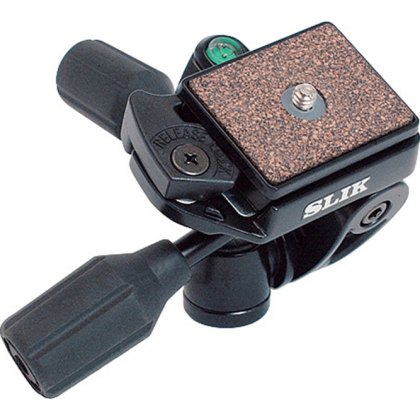 Slik SH-704E 3-Way Quick Release Head for tripod