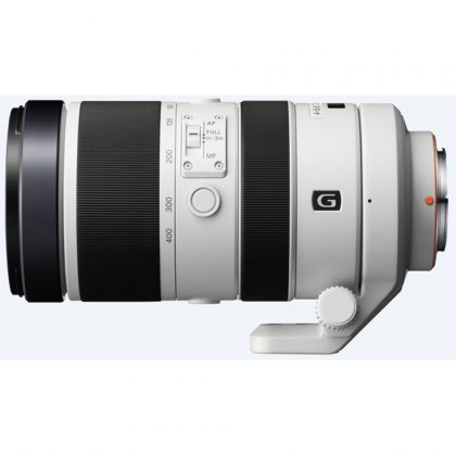 Sony 70-400mm F4-5.6, G SSMII Lens for Alpha