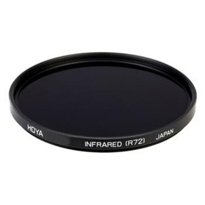Hoya Infra Red filter, R72, 46mm
