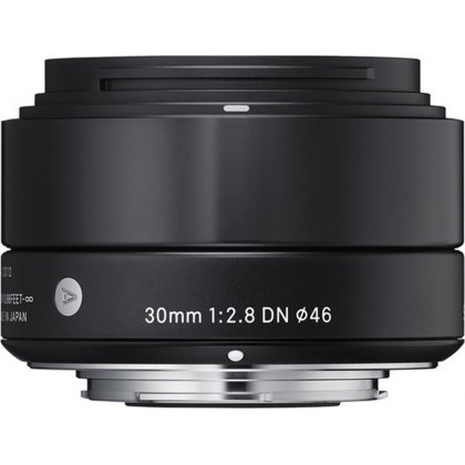 Sigma 30mm f2.8 EX DN NEW black for Sony E